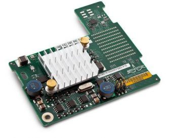 Qlogic QME2662 Dual Port 16Gbps Fibre Channel Mezzanine Network Card Dell VD3VR 04GDP5 Dell Blade Servers