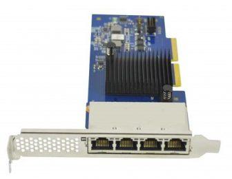 Intel i350-T4 ML2 Quad Port 1GbE 4port GbE RJ45 PCI-e 2.0 X4 Ethernet Network Adapter Lenovo 47C8210 00JY932