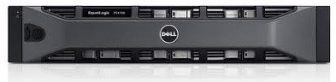 DELL EqualLogic PS4100E E03J001 Storage 6TB SAS Hdd 2x NMJ7P Equallogic Type 12 Controller 2port 1GbE ISCSI 2x 700W PSU