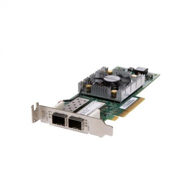 QLogic QLE2662L 16Gbps PCI-e Dual Port Fibre Channel HBA Host Bus Adapter Card Low Profile Dell 01KK8W 06RWGP