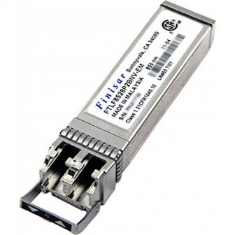 Finisar FTLF8528P2BNV-EM 8Gbps SWL SFP+ 150m Fibre Channel Short Range Optical Transceiver