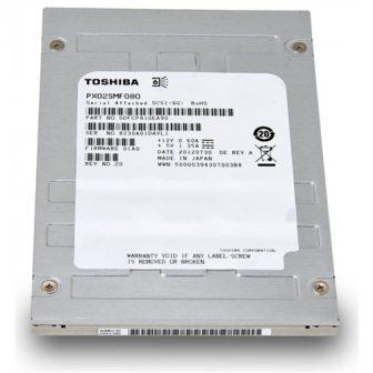 """Toshiba PX02SMF020 200GB 2,5"""" SFF MLC SAS 12Gbps Mixed-Use Enterprise SSD SDFCP93GEA02"""
