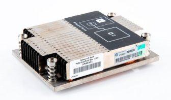 HP Proliant DL160 Gen8 CPU 2 Heatsink HP 668514-001 677056-001 Hűtőborda