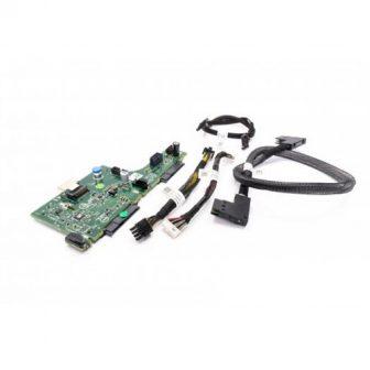 Dell PowerEdge R730xd 24SFF Rear Drive Backplane Board + Cables 06WNVX 0JWGFN