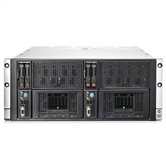 HP ProLiant SL4500 2x SL4540 4x Xeon 8Core E5-2470 2,3GHz 256GB RAM 50LFF Bay 100TB SAS HDD P420 1GB FBWC RAID 4x 750W PSU
