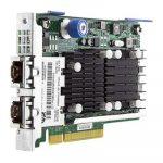 HP FlexFabric 10Gbps 2port RJ45 533FLR-T HSTNS-B009 PCI-e Host Bus Ethernet Network Adapter HP 701534-001 700757-001