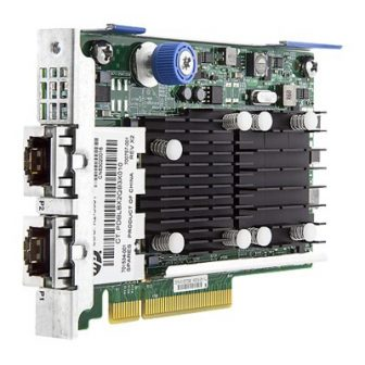 HP FlexFabric 10GbE 2port RJ45 533FLR-T HSTNS-B009 PCI-e Host Bus Ethernet Network Adapter HP 701534-001 700757-001