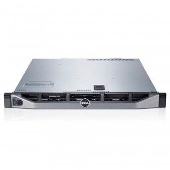 Dell PowerEdge R330 Xeon 4Core E3-1220v5 3GHz 8GB DDR4 RAM 4LFF Hdd Bay 0HDD Perc H330 Raid iDrac8 350W PSU 1U Rack