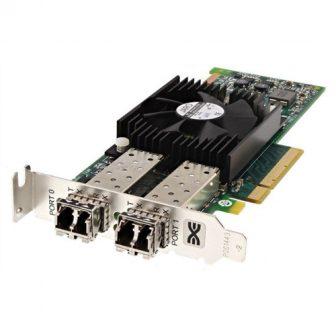 Emulex LightPulse LPe16002 16Gbps Dual Port Fibre Channel HBA Host Bus Adapte Card PCI-e Low Profile Dell 06VK2R