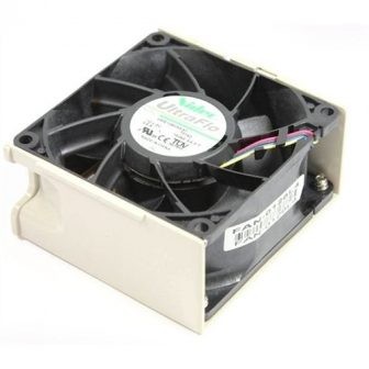 Supermicro V80E12BHA5-57 12V 0.6A CPU Cooling Hot Swap Fan Assembly FAN-0062L4 FAN-0126L4 SC82802 Hűtőventillátor