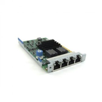 HP Ethernet 1Gb 4-port 366FLR Adapter Quad Gigabit Port 1GbE PCI-e NIC Card HP 669280-001 665238-001 HSTNS-BN97