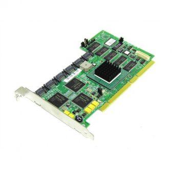 LSI Logic SER523 Intel 6-Ports SATA Serial ATA-150 PCI RAID ZM Controller High Profile Card 1506064