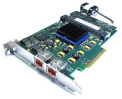 Dell Compellent SC8000 PCI-e RAID Controller 512MB Cache BBU Capacitor Dell  0DV94N