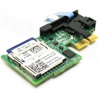 Dell PowerEdge R620 R720 SD Card Reader Module 2GB SD card Dell 06YFN5