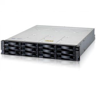IBM TotalStorage DS3512 Storage 6TB SAS HDD Dual (2x) 68Y8481 2GB RAID Controller 1GbE  ISCSI Host Interface 2x 585W PSU