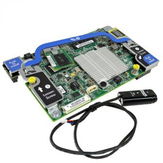 HP Smart Array P220i 512MB Internal RAID Controller 6Gbps SAS for HP BL460c WS460c Gen8 Blade Servers  HP 670026-001