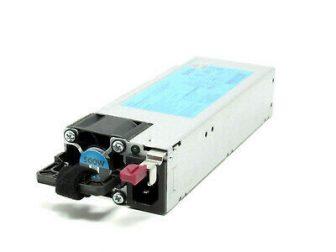 HP Proilant DL ML Gen9 500Watt Flex Slot Platinum hot-plug Redundáns Power Supply HP 723594-001 754377-001 720478-B21 HSTNS-PL40 Tápegység