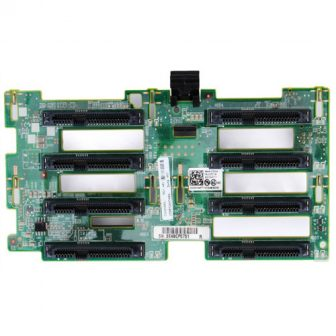 "Lenovo ThinkServer 8x 2.5"" SFF SAS HDD Backplane Lenovo Servers RD450 RD650 00FC138"