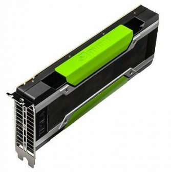 nVidia Tesla K80 Kepler GPU 4992 Cuda Cores Accelerator 24GB 384Bit GDDR5 PCI-E 3.0 High Profile Graphics Card (NEW) 2Yrs Warranty