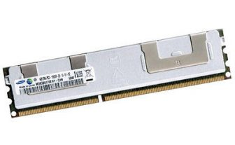 4GB DDR3 PC3 8500R 1066MHz 4Rx8 ECC RDIMM RAM M393B5173EH1-CF8 IBM 46C7452 43X5055 Server & Workstation Memory