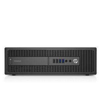 HP EliteDesk 800 G2 Intel 4Core i5-6600 3,3GHz 4GB DDR4 RAM 500GB SATA HDD SFF 200W PSU