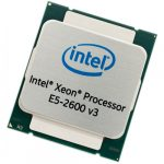 Intel Xeon Quad Core E5-2623v3 3GHz 4Core HT 8Threads maxTurbo 3,5GHz FCLGA2011 10MB Cache 8GT/s 105W CPU SR208 Processzor