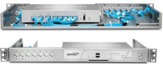 Dell SonicWALL NSA-220 Firewall Network Security Appliance