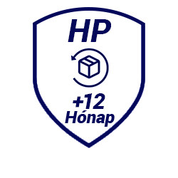 HP 7th Generation Server Standard PickUp & Return kiterjesztett garancia +12 hónap garancia kiterjesztéssel