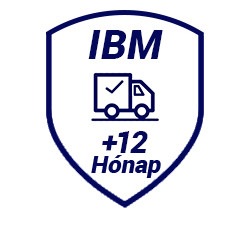 IBM Server Standard PickUp & Return kiterjesztett garancia +12 hónap garancia kiterjesztéssel