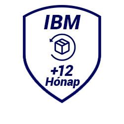 IBM Server NBD PickUp & Return kiterjesztett garancia +12 hónap garancia kiterjesztéssel