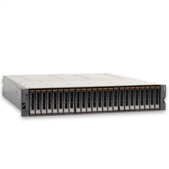 Lenovo Storwize V3700 6099-S2C Storage 24SFF 5,4TB SAS HDD Dual (2x) RAID 8GB Cache Battery Controller 6Gb miniSAS SFF-8644 00AR108 2x PSU
