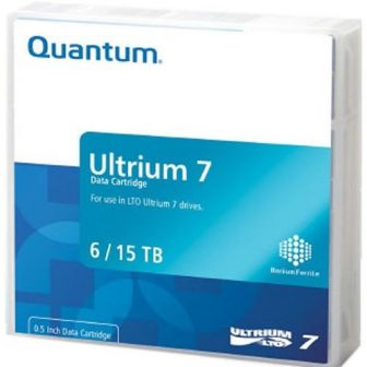 IBM Ultrium LTO-7 Barium Ferrite Tape 15TB RW Adatkazetta Data Cartridge IBM 38L7302