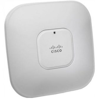 Cisco Aironet 702I Controller-Based Wireless Access Point 1x RJ45 Ethernet 1x RJ45 Management AIR-SAP702I-E-K9