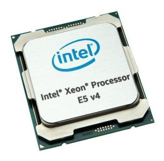 Intel Xeon Six Core E5-2643v4 3,4GHz 6Core HT 12Threads maxTurbo 3,7GHz FCLGA2011 20MB Cache 9,6GT/s 135W CPU SR2P4 Processzor