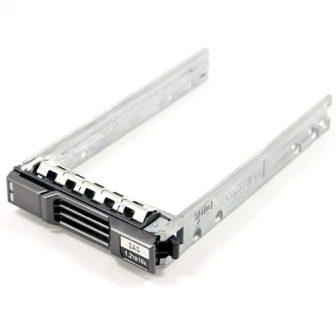 "Dell Compellent SC Series SFF 2.5"" SAS/SATA HDD Hot Swap Tray HDD Caddy HDD Keret 07D4F6"