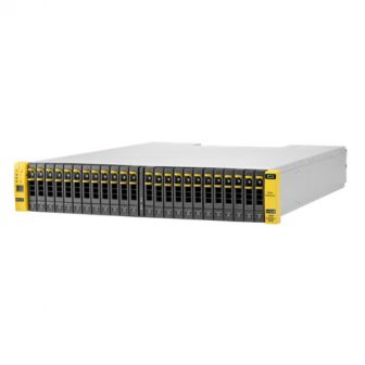 HPE 3PAR StoreServ Shelf M6710 Enclosure 18TB SAS 24SFF HDD Bay (2x) Dual I/O SAS Shelf Controller ESM Module 2x 580W PSU