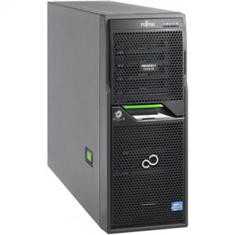 Fujitsu Primergy TX150 S8 Xeon 4Core E5-2407 3,24GHz 4GB RAM 4LFF HDD Bay 0GB HDD LSI BBU RAID 450W PSU Tower