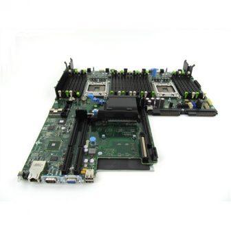 Dell Compellent SC8000 System Board Motherboard 2x Intel Xeon Socket FCLGA2011v2 24x DDR3 RDIMM Dell 076DKC 0VRCY5 Alaplap