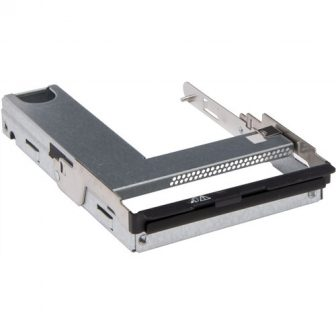 """Dell Powervault MD3860f Storage SAS 2.5"""" to 3.5"""" Hard Drive Hybrid Carrier Tray Caddy Dell 03PTKC Keret"""