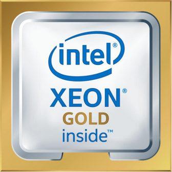 Intel Xeon Quad Core Gold 5122 3,6GHz 4Core HT 8Threads maxTurbo 3,7GHz FCLGA3647 16,5MB Cache 10,4GT/s 105W CPU SR3AT Processzor