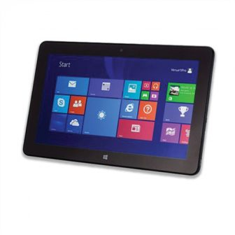 """Dell Venue 11 Pro 7139 Core i5-4300Y 1,6GHz 8GB RAM 256GB SSD 10,8"""" LED Multitouch ClearType FHD Wlan Webcam Without AC Adapter"""