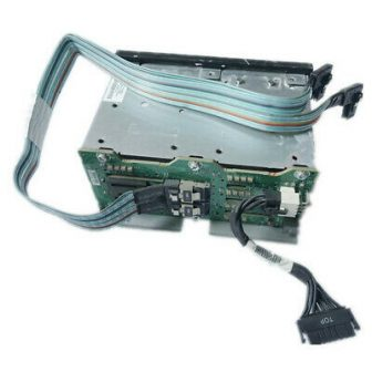 HP ProLiant DL380p Gen8 Small Form Factor (8SFF) 2nd Drive Cage HP 670943-001 671146-001 643705-001 660709-001 660707-001 With Cables
