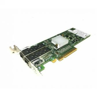 Brocade 82B 8Gbps PCI-e Dual Port Fibre Channel HBA Host Bus Adapter Low Profile Card HP 571521-001 AP770-60001