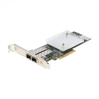 Brocade 18602 16Gbps PCI-e Dual Port Fibre Channel FC SFP HBA Host Bus Adapter Card High Profile 80-1006560-04