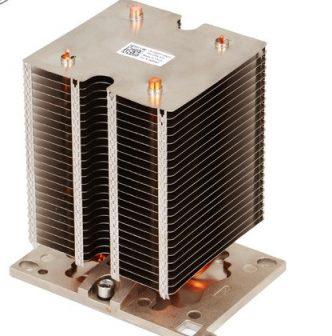 Dell PowerEdge T440 T640 Server LGA3647 CPU Standard Heatsink for less 150W Dell CN-0912Y95 412-AAMS Hűtőborda