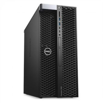 Dell Precision T7820 Workstation 2x Intel Xeon Socket FCLGA3647 2x Heatsink 0GB DDR4 RAM 0GB HDD noVGA Card 950W PSU