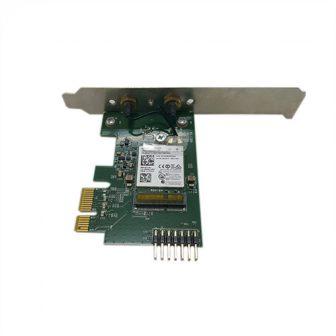 Intel PCI-E Dual Band 2.4GHz & 5.0GHz Mini Tower Wireless Network Wifi Card CN-0FR13Y