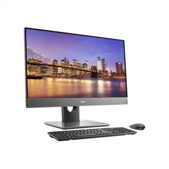 "Dell OptiPlex 7760 All-In-One Intel Core i5-8600K 3,6GHz 16GB DDR4 RAM 480GB SSD Touchscreen 27"" Full HD nVidia GTX1050 VGA 185W PSU AIO PC"