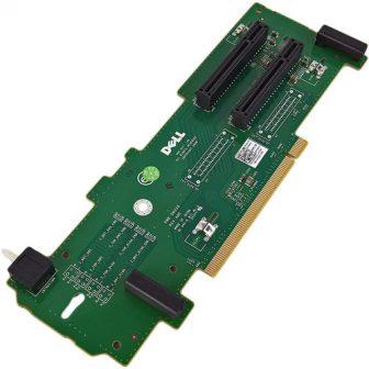 Dell PowerEdge R710 2x PCI-E Riser Board Dell 0MX843 MX843