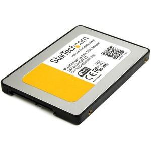 """Startech M.2 SSD to 2,5"""" SFF SATA Converter M.2 Solid State Drive Átalakító adapter keret V933333"""